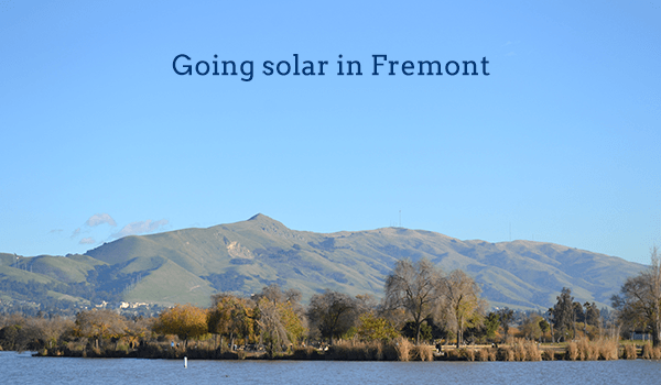 solar panels fremont
