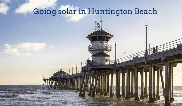 solar panels huntington beach