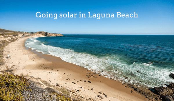 solar panels laguna beach