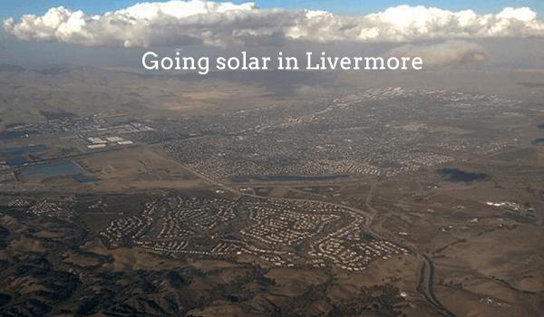 solar panels livermore