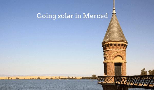 solar panels merced