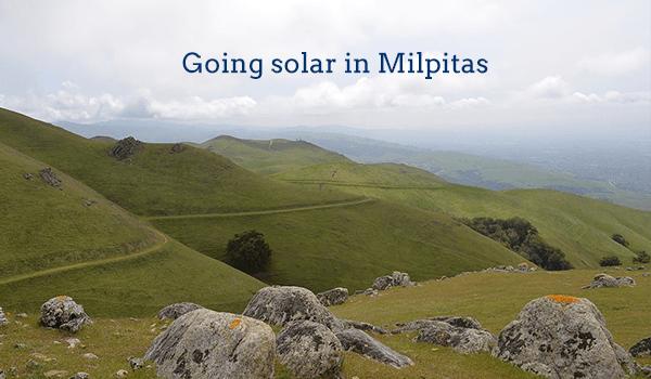 solar panels milpitas
