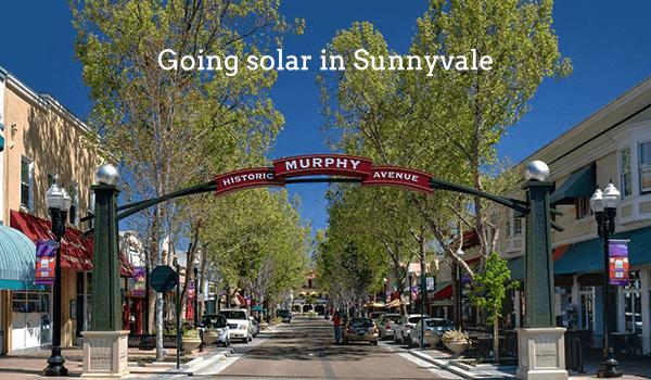 solar panels sunnyvale
