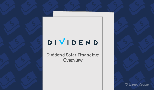 dividend solar finance review