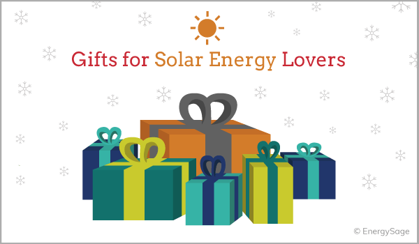 solar power gift guide EnergySage