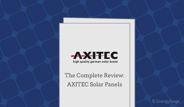 axitec solar panel review