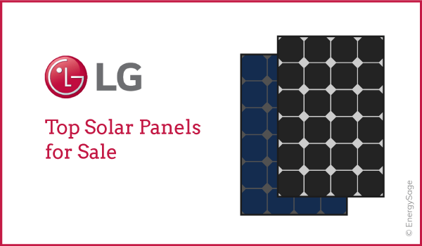 lg solar panels for sale
