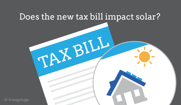 2017 tax bill solar