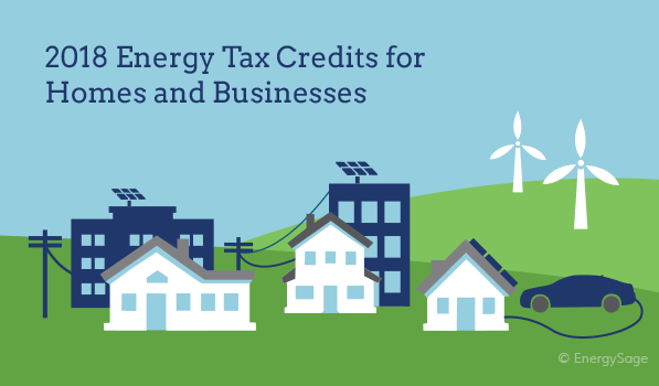 2018 energy tax credits