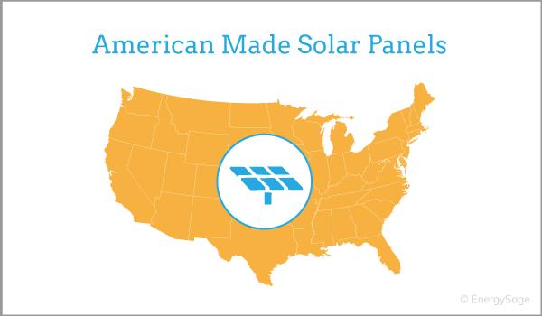 US solar panel manufacturers EnergySage