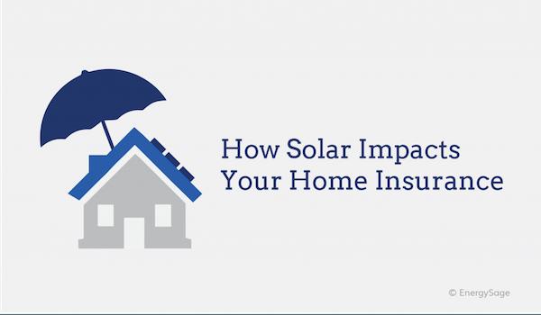 Solar Insurance Does Home Insurance Cover Solar Panels Energysage