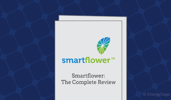Solar Flower: The Complete SmartFlower Product Review | EnergySage