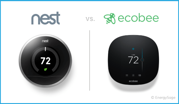 nest vs ecobee thermostat
