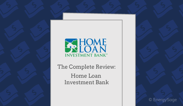 2019 Home Loan Investment Bank Review | EnergySage