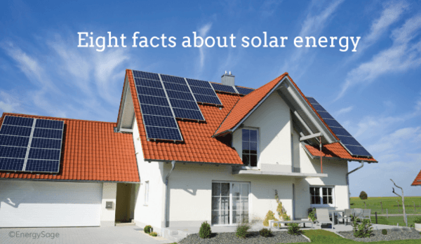 8 Solar Energy Facts That May Surprise You | EnergySage