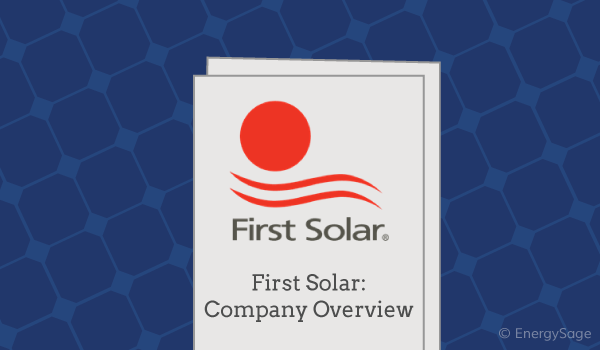 first solar panels overview