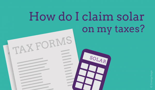 Form 5695 Instructions Claiming The Solar Tax Credit Energysage