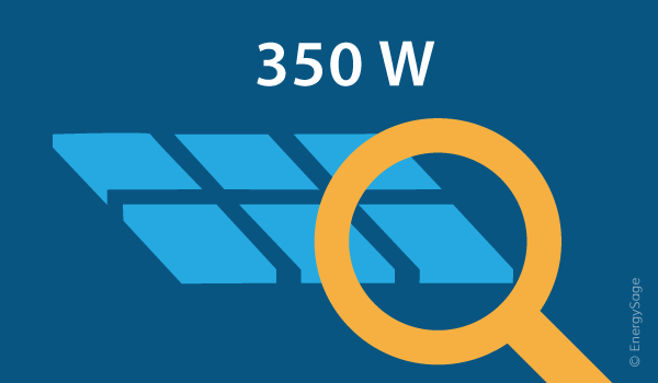 350-Watt Solar Panels: Are They Right for You? | EnergySage