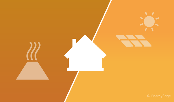 solar vs geothermal