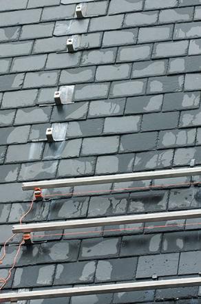 slate tile solar panels