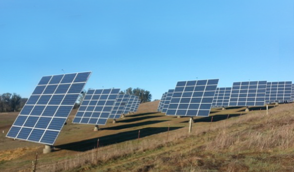 AllEarth Renewables: Dual-Axis Tracking Systems For Solar