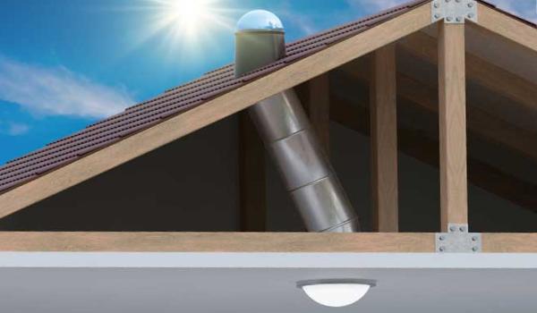 Solar Tubes/Sun Tunnels vs  Skylights: An Overview | EnergySage