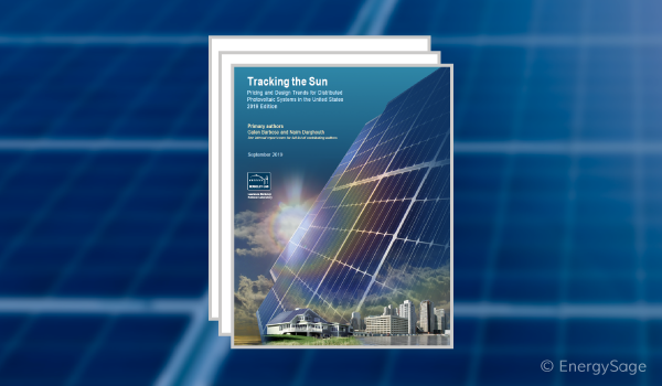 tracking the sun report