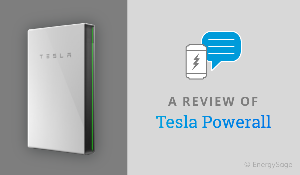 Tesla Powerwall Home Battery Complete Review Energysage