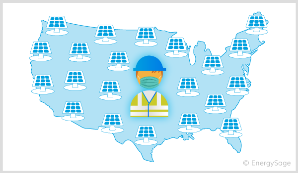 where solar installations are still happening