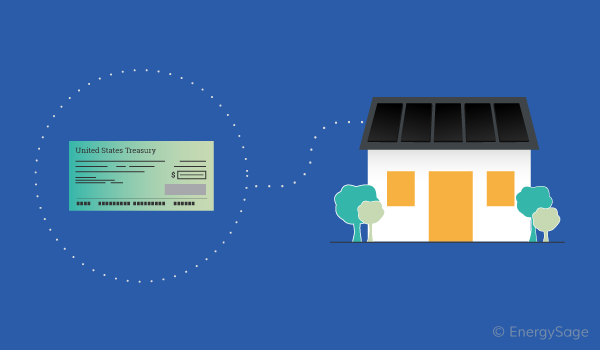 using your stimulus check for olar
