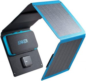anker solar phone charger