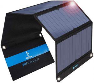 bigblue solar phone charger